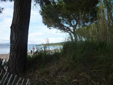 la plage des tropéziens