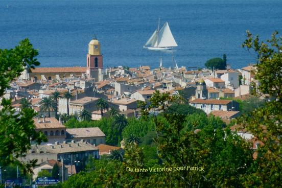 St Tropez pour Patrick